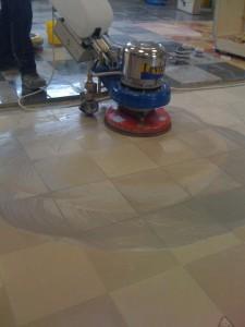 polissage de sol en marbre